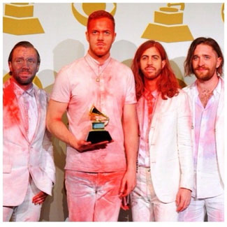 Imagine Dragons Grammy Award